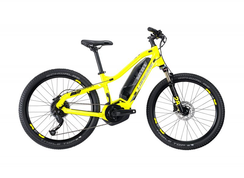 Lapierre Overvolt HT 24 2021 Kids Electric Mountain Bike - View 1