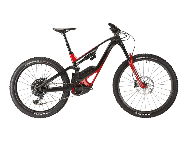 Lapierre Overvolt GLP2 Team 2020 Mountain Bike Elettrica da Enduro 1