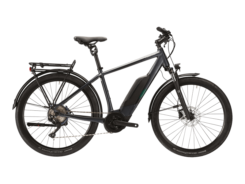 Lapierre Overvolt Explorer 7.5 2021 Electric City Bike