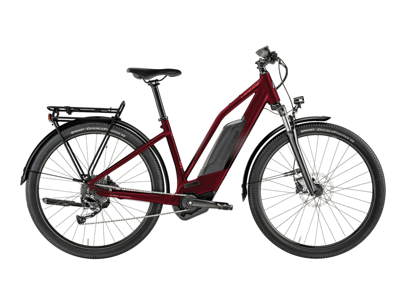 Lapierre Overvolt Explorer 6.4 2021 Womens Electric City Bike