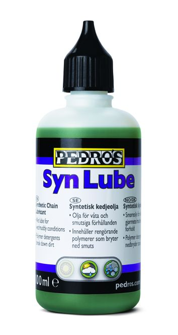Pedros Synthetic Lubricant 100ml