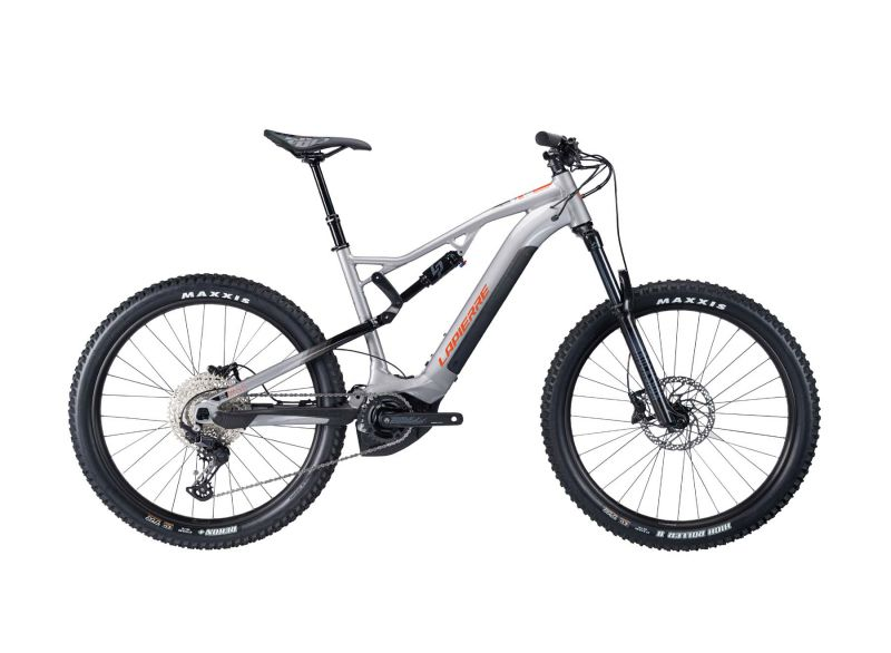 Lapierre Overvolt AM 5.5 2021 E-MTB All-Mountain 1