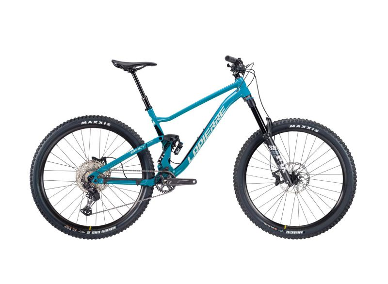 Lapierre Spicy 4.9 2021 Enduro Mountain Bike 1