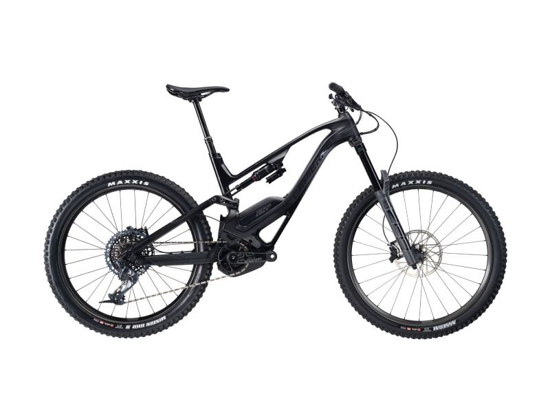 Lapierre Overvolt GLP Team 2021 Mountain Bike Elettrica da Enduro 1